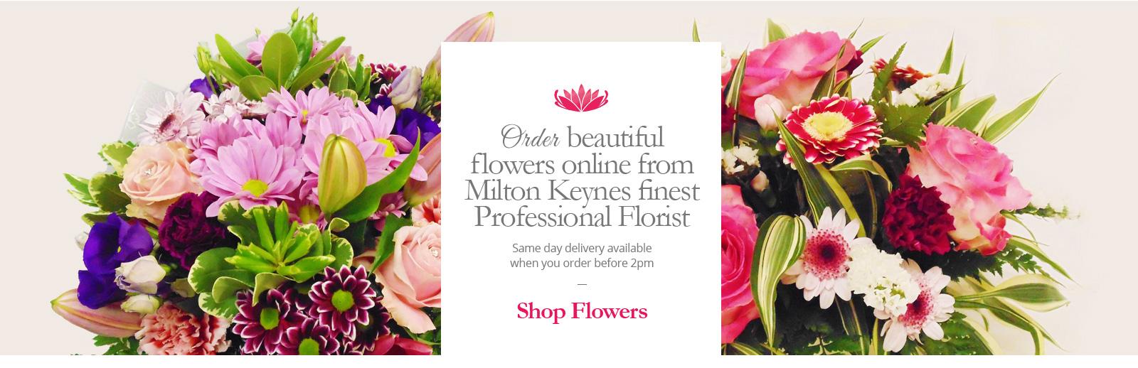 Floral Art Design Florists Bletchley Flower Delivery Milton Keynes