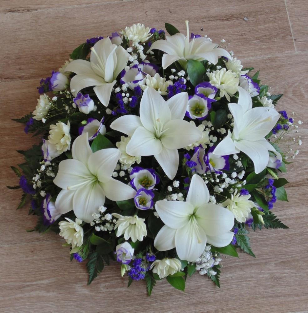 Posy Pad Floral Art Design